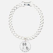 beardie-vp-1 Charm Bracelet, One Charm