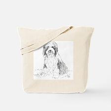 beardie-vp-1 Tote Bag