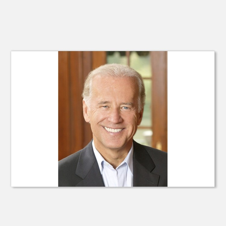 Joe Biden Postcards (Package of 8)