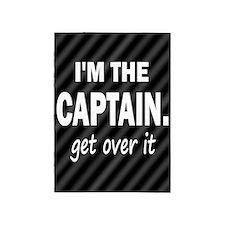 im the captain blanket 5'x7'Area Rug