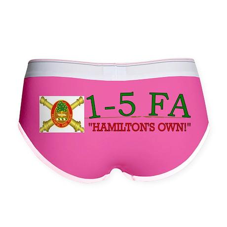 1bn 5th FA cap1 Women's Boy Brief