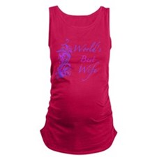 Floral_Wife Maternity Tank Top