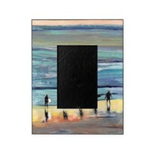 surfers oceanside california by Ricc Picture Frame