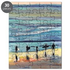 surfers oceanside california by Riccoboni Puzzle