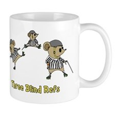 3_blind_refs-square Mug