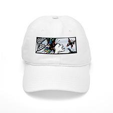 butterfly man_cp Baseball Cap