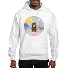 ORN - Clouds - Tabby Cat 30-BUFF Hoodie