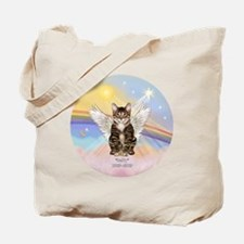 ORN - Clouds - Tabby Cat 30-BUFFY Tote Bag
