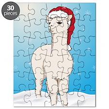 xmasalpaca Puzzle
