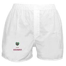 Unique Candy Boxer Shorts