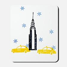 NYC Holiday Mousepad