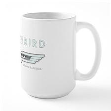 T Bird Emblem_embossed_1_blk Mug