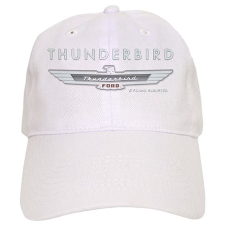 T Bird Emblem_embossed_1_blk Cap