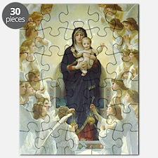 Bouguereau Art calendar January Puzzle