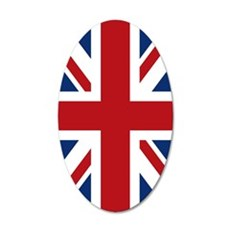 union-jack_13-5x18 Wall Decal