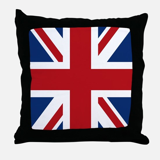 union-jack_13-5x18 Throw Pillow