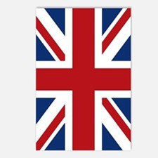 union-jack_13-5x18 Postcards (Package of 8)