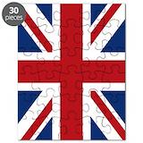 British flag Puzzles