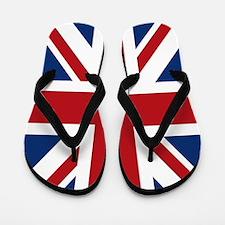 union-jack_13-5x18 Flip Flops
