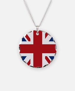union-jack_13-5x18 Necklace
