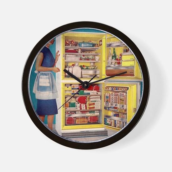 sc014c1334 Wall Clock