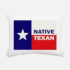 nativetexan2011_4.5x6.5 Rectangular Canvas Pillow
