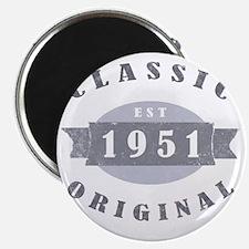 ClassicOriginalBlue1951 Magnet