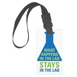 Chemistry funny Luggage Tags
