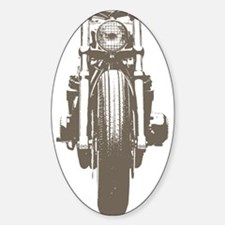 cb750 cafe racer Decal