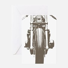 cb750 cafe racer Greeting Card