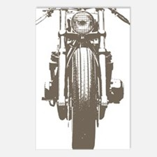 cb750 cafe racer Postcards (Package of 8)