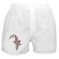 shark_mat Boxer Shorts