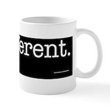be different Mug