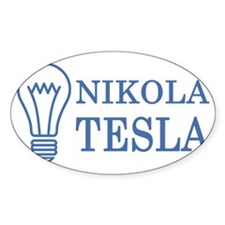 nikolatesla03 Decal