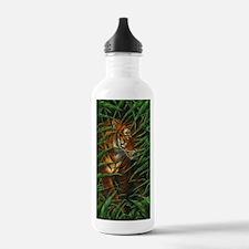 Tiger Stalking 1 Water Bottle
