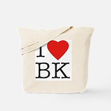 I-loveBK Tote Bag