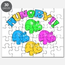 Hungry Hungry Puzzle