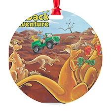 FightingKangaroosNEW Ornament