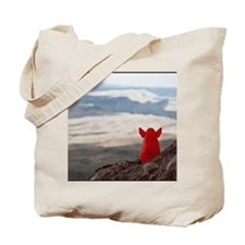 Bozette-at-Guadalupe-Mts-#3 Tote Bag