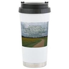 answersquestionsrect Stainless Steel Travel Mug