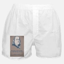 franklin2-CRD Boxer Shorts