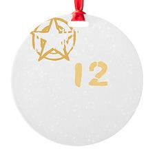 Star 2-12 Ornament