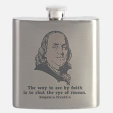 franklin2-LTT Flask