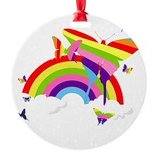 Rainbow Ornament
