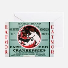 CranCalDec Greeting Card