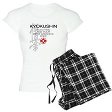 Kyokushin touch me, your fi Pajamas