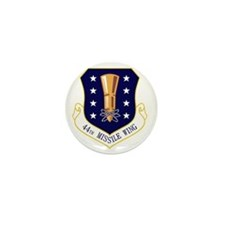 44th Missile Wing Mini Button
