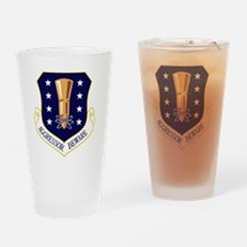 44th Missile Wing - Aggressor Bewar Drinking Glass