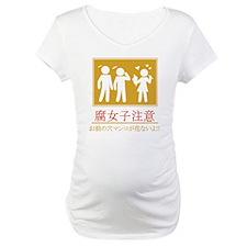 BewareFujoshi_Gold Shirt