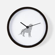 La Push Wolves -dk Wall Clock